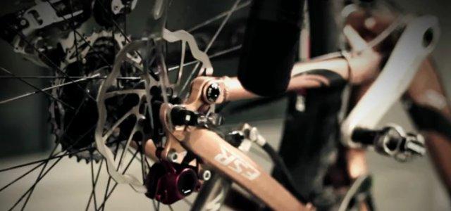 Beat-трек зроблений винятково на звуках від велосипеду