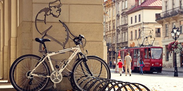 Львову – велосипедне майбутнє