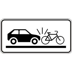 7.21.4 Вид небезпеки (наїзд на велосипедиста)