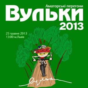 Аматорські перегони «Вульки 2013»