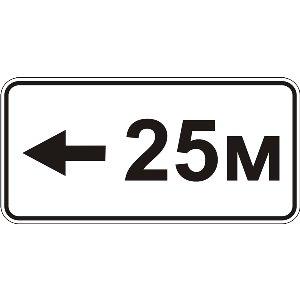 7.2.6 Зона дії (зона дії наліво)