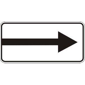 7.3.1 Напрямок дії (направо або справа від дороги)