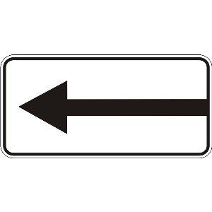 7.3.2 Напрямок дії (наліво або зліва від дороги)