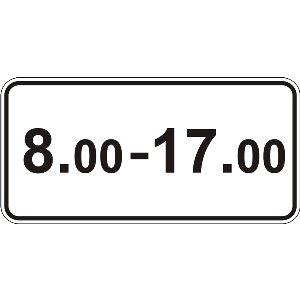 7.4.4 Час дії (час доби)