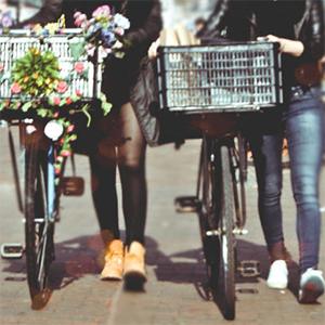 Всельвівський велопарад дівчат 2013