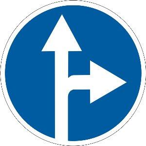 4.4 Рух прямо або праворуч