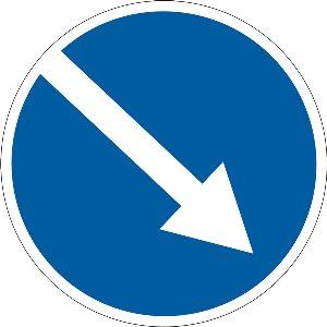 4.7 Об'їзд перешкоди з правого боку