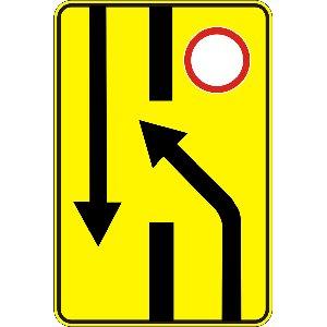 5.24.1 Зміна напрямку руху на дорозі з розділювальною смугою