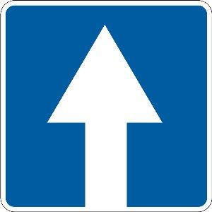 5.5 Дорога з одностороннім рухом