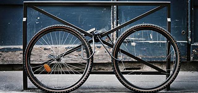 Крадіжка велосипедів. Способи захисту