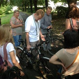 Садовий рекомендує головам райадміністрацій Львова пересісти на велосипеди