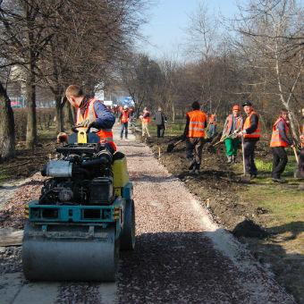 Велодоріжку на вулиці Стрийській планують збудувати до середини серпня