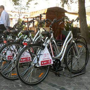 У Львові запрацював благодійний велопрокат