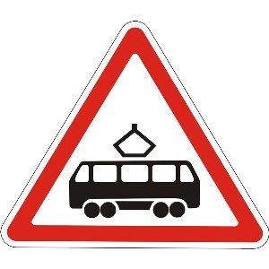 1.20 Перехрещення з трамвайною колією