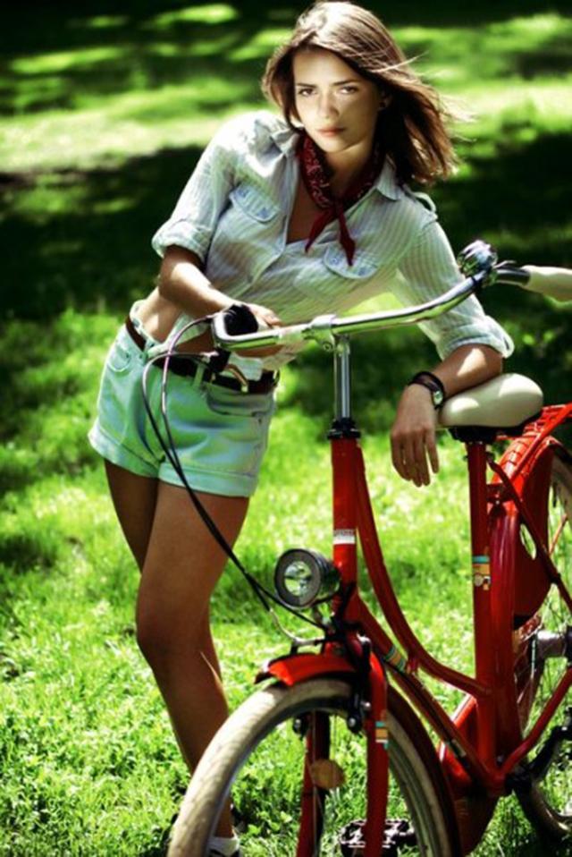 Велосипеди та... їхні люди