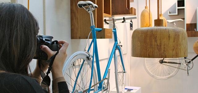 «Вішалка» для зберігання велосипеда