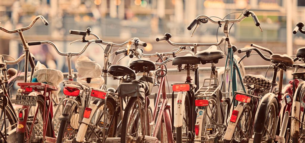 Найкращі міста світу для пересування на велосипеді