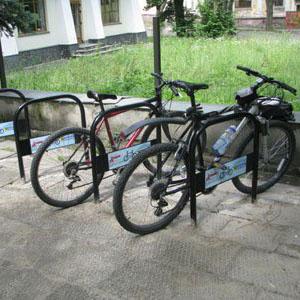 У Львові побільшало велопарковок