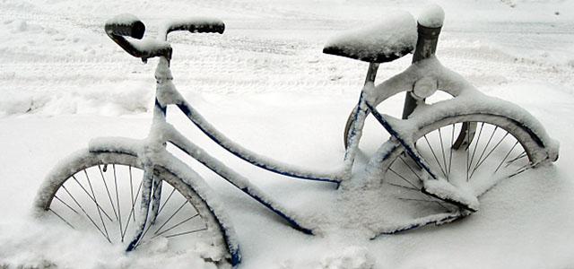 Як зберігати велосипед взимку?