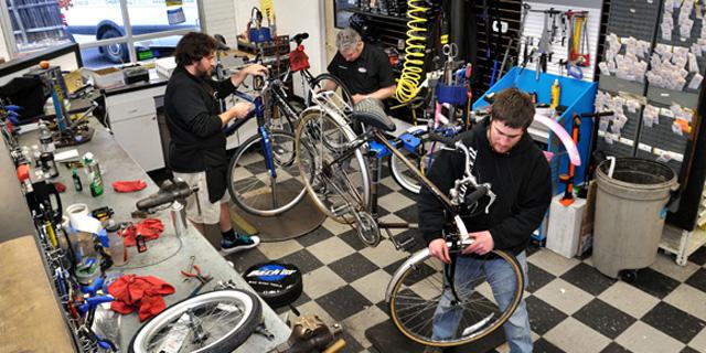 76 тисяч робочих місць можуть з'явитися завдяки велосипеду