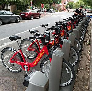 У 2015 році у Львові реалізують проект громадського велопрокату