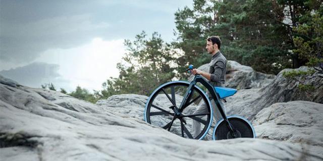 Електровелосипед Concept 1865 – назад у минуле