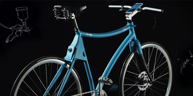 Samsung показала «розумний» велосипед