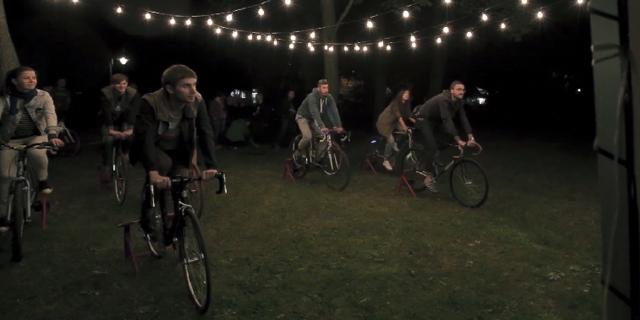 Промо-ролик соціального проекту Backmy.bike