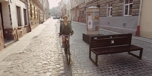 Велосипедом на роботу 2014