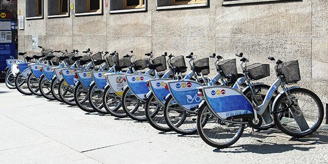 Як працюватиме муніципальний велопрокат у Львові