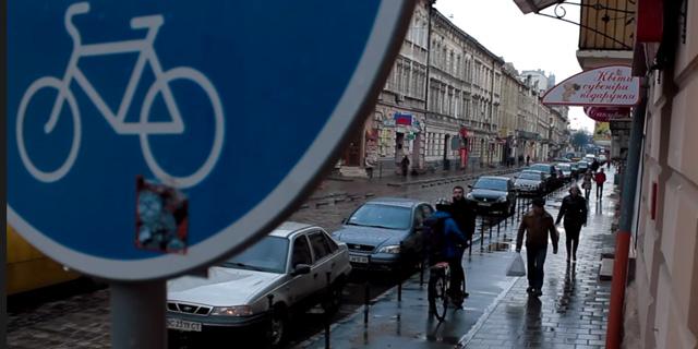 Відеоролик про львівську велодоріжку став призером на конкурсі соціальної реклами