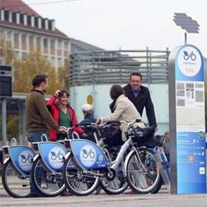 У Львові з'являться станції велопрокату (адреси)