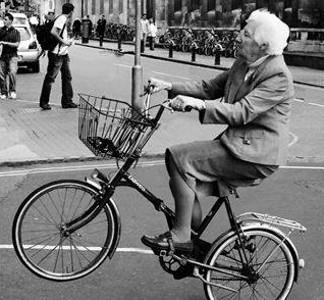 Навчання їзді на велосипеді для дорослих