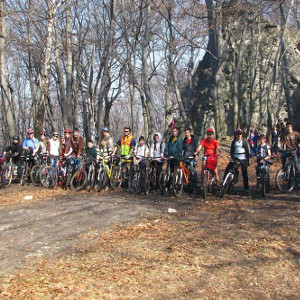 Відкриття велосезону з клубом «Колесо вітрів»