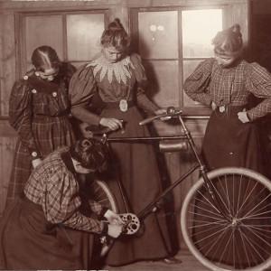 Воркшоп для жінок «Догляд і ремонт велосипеда»