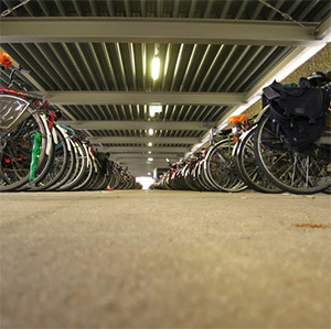 В гуртожитках Львівського університету облаштують велогаражі