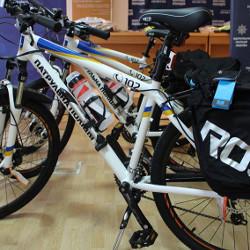 Весною у Львові з'явиться поліцейський велопатруль