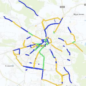 На Геопорталі м. Львова тепер доступна інформація щодо велоінфраструктури міста